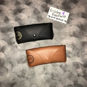Authentic Ray Ban Sunglasses Case's